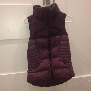 Lightly worn lululemon vest!